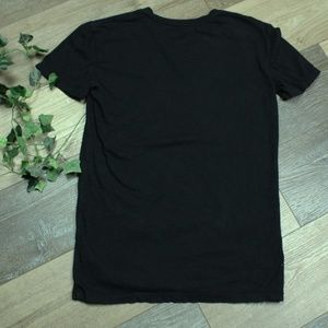 American Eagle Outfitters Shirts - American Eagle Black Short Sleeve Size  XS